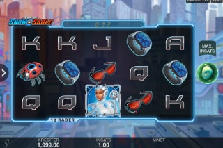 Action Ops Snow & Sable Mobile Slot Game