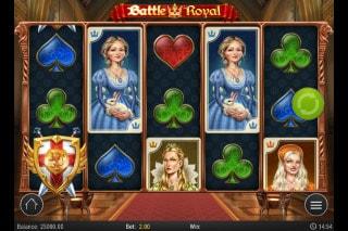 Battle Royal Mobile Slot Machine