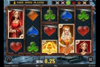 Battle Royal Mobile Slot Free Spins