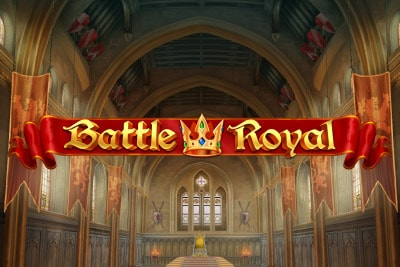 Battle Royal Mobile Slot Logo