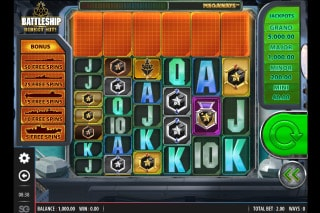 Battleship Direct Hit Mobile Slot Machine