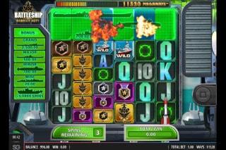 Battleship Direct Hit Slot Free Spins