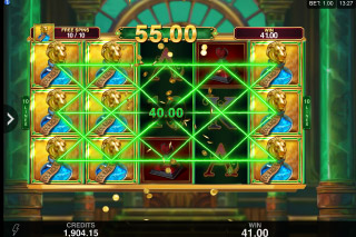 Book of Oz Slot Free Spins Wild Reels