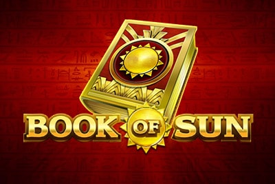 Book of Sun Mobile Slot Logo