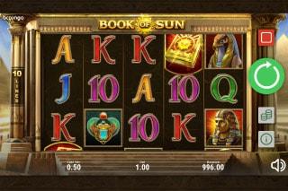 Book of Sun Slot Machine