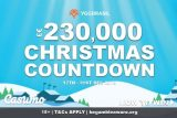 Win Your Share Of 230K In The Casumo Christmas Countdown Promotion