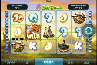 Fortunes of the Fox Slot Free Games