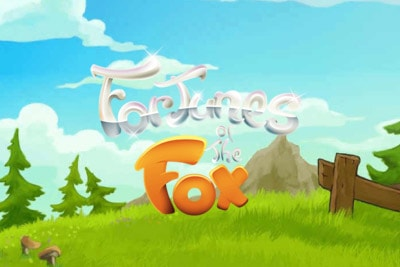 Fortunes of the Fox Mobile Slot Logo