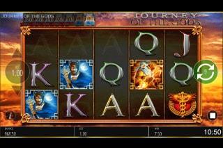 Journey of the Gods Slot Machine