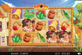 La Bomba Mobile Slot Machine