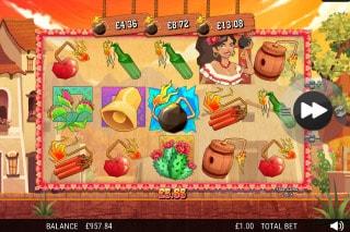 La Bomba Slot Free Spins