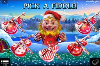 Leprechaun Carol Slot Pick A Fiddle Bonus