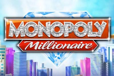 Monopoly Millionaire Mobile Slot Logo