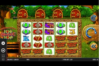Rainbow Riches Home Sweet Home Mobile Slot