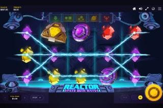 Reactor Mobile Slot Machine