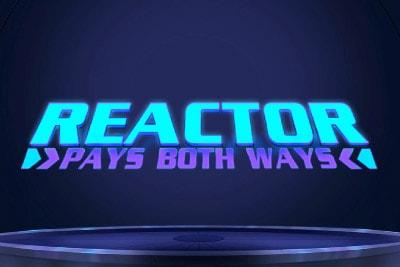 Reactor Mobile Slot Logo