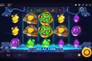 Reactor Slot Symbols