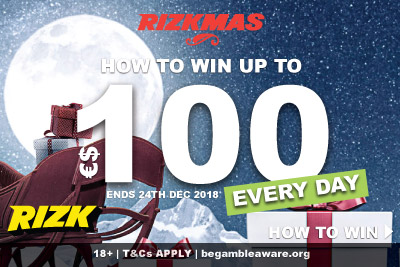How Everyone Can Win Up To €$100 Every Day At Rizk Casino