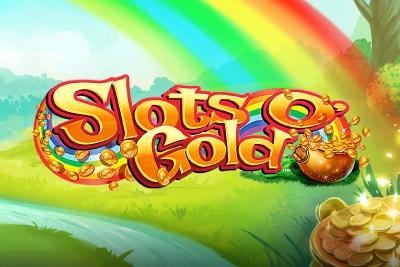 Slots O Gold Mobile Slot Logo