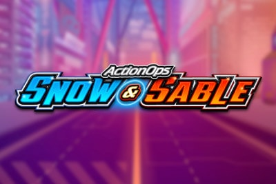 Snow & Sable Mobile Slot Logo