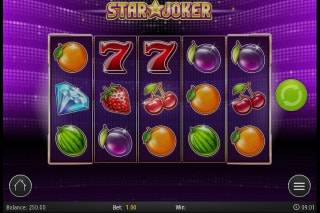 Star Joker Mobile Slot Machine