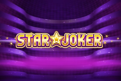 Star Joker Mobile Slot Logo