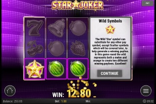 Star Joker Mobile Slot Tutorial