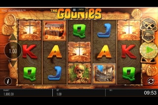 The Goonies Mobile Slot Game