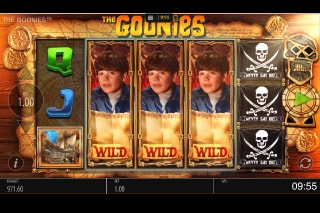 The Goonies Slot Wild Reels