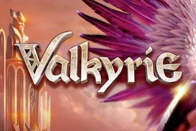 Valkyrie Mobile Slot Logo