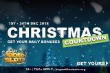 Get Your Videoslots Casino Christmas Bonuses 2018