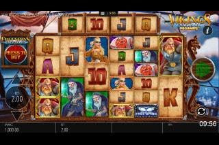 Vikings Unleashed Megaways Mobile Slot Game