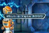 Wild O Tron 3000 Mobile Slot Logo