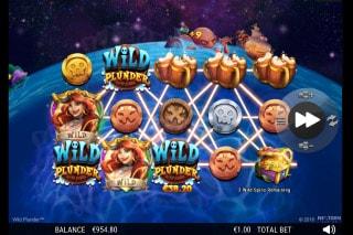 Wild Plunder Slot Free Spins