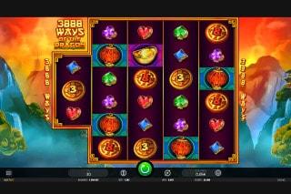 3888 Ways of the Dragon Mobile Slot Game