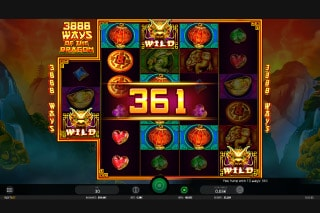 3888 Ways of the Dragon Slot Free Spins