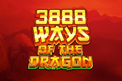 3888 Ways of the Dragon Mobile Slot Logo