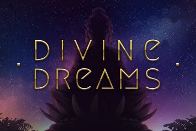 Divine Dreams Mobile Slot Logo