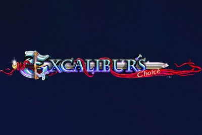 Excalibur's Choice Mobile Slot Logo