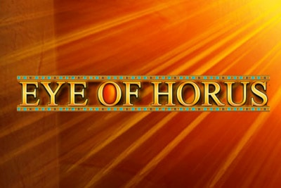 Eye of Horus Mobile Slot Logo