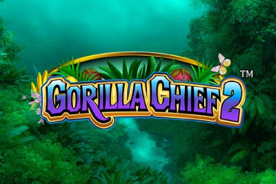 Gorilla Chief 2 Mobile Slot Logo