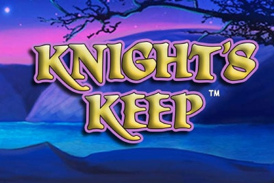 Knights Keep Mobile Slot Logo