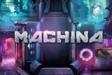 Machina Mobile Slot Logo