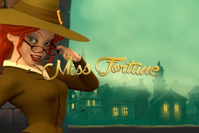 Miss Fortune Mobile Slot Logo