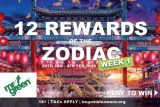 Mr Green Casino Rewards Of The Zodiac Week 1