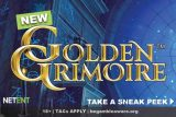 New NetEnt Golden Grimoire Mobile Slot Coming Soon
