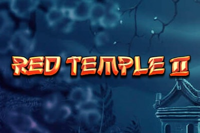 Red Temple 2 Mobile Slot Logo
