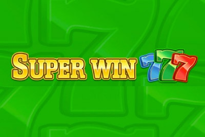 Super Win 7s Mobile Slot Logo
