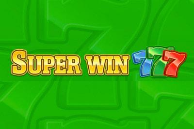 Super Win 7s Mobile Slot Logo