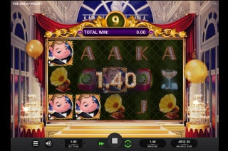 The Great Pigsby Slot Free Spins